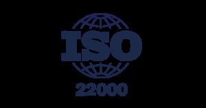 Certificado ISO 22000 - 2018 Seguridad Alimentaria